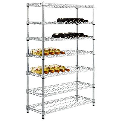 Medium Height Wine Rack