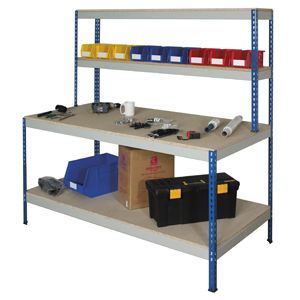 Rivet Based Benches & Workstations