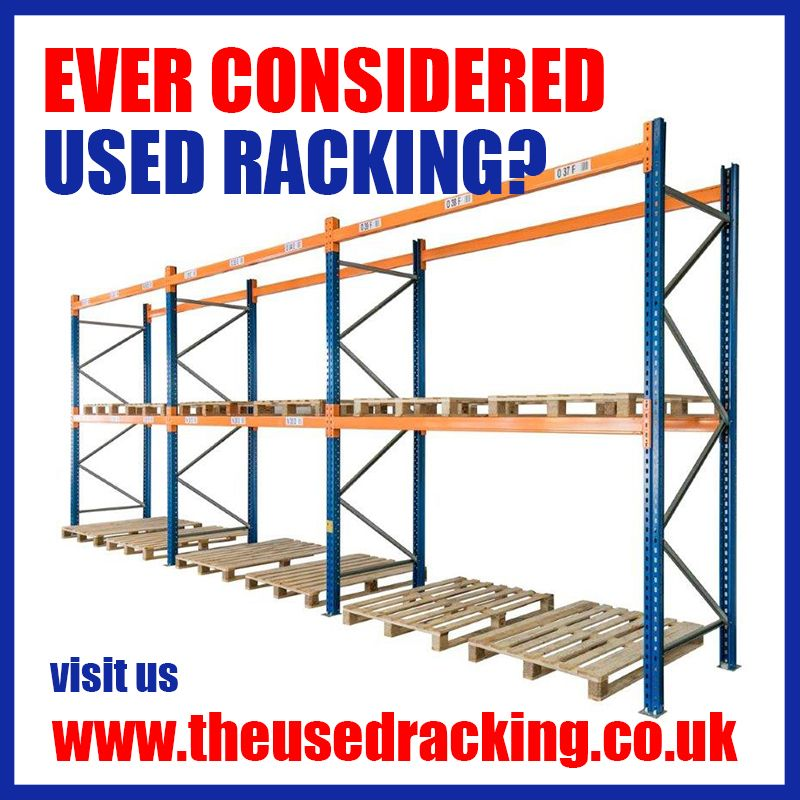 The Used Racking Banner Link